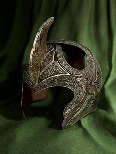 Elvish Golden Age Helmet