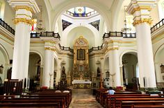 Photo about Our Lady of Guadalupe church interior in Puerto Vallarta, Jalisco, Mexico. Image of historical, holidays, inside - 13565289 Puerto Vallarta, Vallarta Mexico, Church Of Our Lady, City Icon, South Of The Border, Church Interior, Travel Around The World, Beautiful Places, Architecture