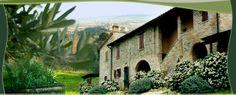 Umbrian country farm house