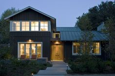 Board And Batten Siding Design, Pictures, Remodel, Decor and Ideas