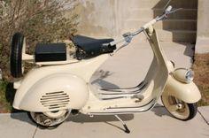 Fender-lit Icon: 1954 Vespa 125
