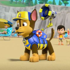 PAW Patrol S4 Ep406 Pups Save Jake's Cake/Pups Save a Wild Ride Full Episode