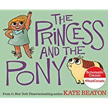The Princess And The Pony: Kate Beaton