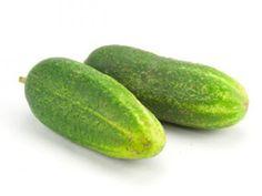 Wer Schmorgurke noch nie probiert hat, sollte das unbedingt nachholen, denn die kleine Schwester der Salatgurke schmeckt klasse.