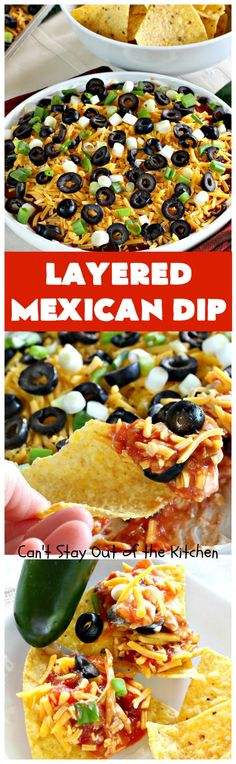 This sensational appetizer will put store bought pico de gallo to shame! Terrific for tailgating parties, backyard barbecues or anytime you're having a Mexican potluck. Appetizer Dips, Appetizers For Party, Appetizer Recipes, Snack Recipes, Party Snacks, Mexican Dip Recipes, Mexican Dips, Easy Homemade Salsa, Good Food