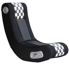 X Rocker 5171101 Drift Wireless 2.1 Sound Gaming Chair, Black/White Checkered Flag X Rocker http://www.amazon.com/dp/B00CTIA5HY/ref=cm_sw_r_pi_dp_.H5bub1K12XJP