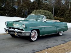 1953 Mercury Monterrey Convertible                                                                                                                                                      More