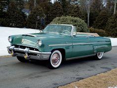◆1953 Mercury Monterey Convertible◆