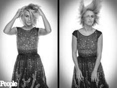 Julianne Hough, People's Choice Awards. 2013. Presenter. Loved her dress.