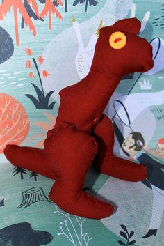 Karl's 'Red Kangaroo'.