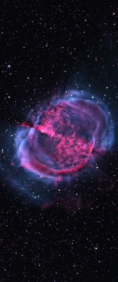 Dumbbell Nebula, M27