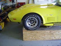 17 Best Car Ramps High Images Diy Car Ramps Corvette C3 Corvette