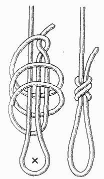 морские узлы - эшафотный