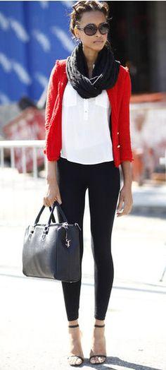 Y asi se visten en: NY Fashion Week. II Entrega - La Mujer MasLa Mujer Mas