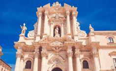 Eglise à Syracuse, Sicile