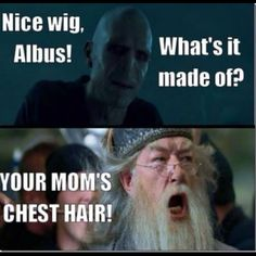 Harry potter/mean girls