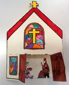 25 March, Holidays And Events, Sunday School, Classroom, Crafts, Painting, Home Decor, Book, Art