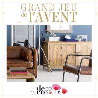 1 Bahut en pin Domino Hanjel offert par decoclico.fr - Marie Claire Maison www.claramedium.com