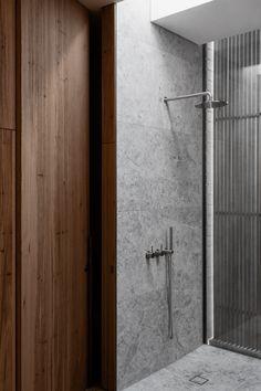 Tour The Australian Interior Design Award-Winning Projects - The Design Files Australian Interior Design, Interior Design Awards, Interior Modern, Interior Ideas, The Design Files, Design Blog, Masonry Work, Street House, Shower Remodel