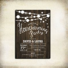 Hey, I found this really awesome Etsy listing at https://www.etsy.com/listing/204793480/rustic-housewarming-invitation-printable
