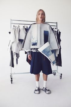 Ximon Lee, H&M Design Award 2015 winner