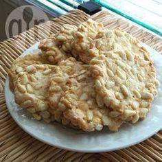 Biscoitos de marzipã @ allrecipes.com.br