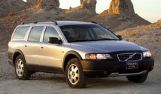 2004 Volvo XC70. These old Volvos are great wagons. Safe, versatile, rugged, good gas mileage, seats 7.