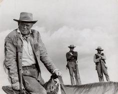 John Wayne's Alamo Movie Set | Re: Alamo - The Alamo - 1960 - John Wayne