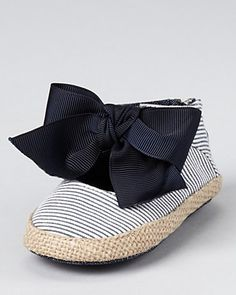 Stuart Weitzman Nantucket Flats for baby! Morgan and I are obsessed with SW!! Yes my Five year old loves her FASHION