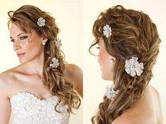 Penteados para Noivas: Fotos e Modelos