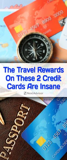 If you travel frequently then you may want to consider one of these top travel credit cards to get the most bang for your buck. Get the details at NextAdvisor before your next vacation.