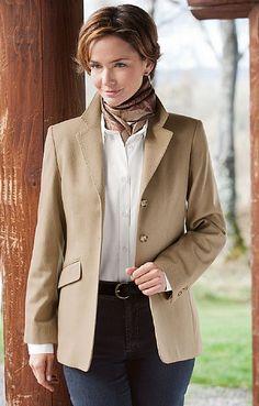 House of Bruar Ladies Cashmere Jacket