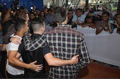 Big Time Rush no Orange Carpet do 2013 KCA México