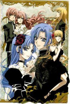 Anime: Princess Princess  ❤
