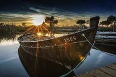 The Boat of INES - Catarroja´s Port