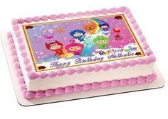 Mini Monster 2 Edible Birthday Cake Topper OR Cupcake Topper, Decor