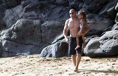 Vin Diesel personal trainer per la figlia - VanityFair.it