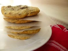 The Best Chocolate Chip Cookie EverDon't Waste the Crumbs!