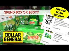 7 Best Dollar General Couponing Ideas Dollar General Couponing Dollar General Dollar