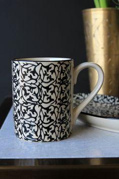 Day Birger Et Mikkelsen Ceramics - Manda Mug 312 Rockett St George, Interior Garden, Kitchen Art, Mug Shots, Home Accessories, Design Inspiration, Ceramics, Mugs, Day