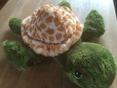 Verzwaarde knuffel schildpad, neem hem op schoot en je wordt direct rustig. Zowel voor jong als oud!
