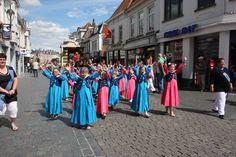 Bergen op Zoom Maria Ommegang 2014
