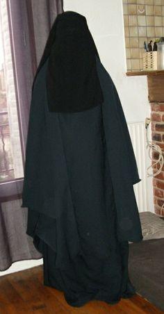 Sunnah style niqab pictures - jaguar panthere noire photos