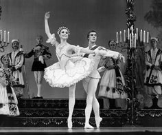 Flashback to Christine Walsh and David Ashmole in Maina Gielgud's production of 'The Sleeping Beauty'.  We're creating a brand new production for The Australian Ballet's 2015 season. A year of beauty!