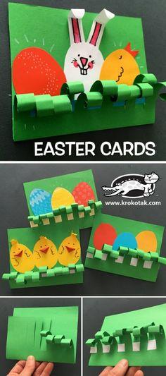 ddc0d67273 Wspaniałe obrazy na tablicy Wielkanoc prace plastyczne (14)