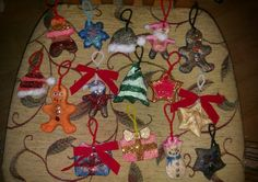Salt Dough Christmas Decorations - I know - They are Awesome!!