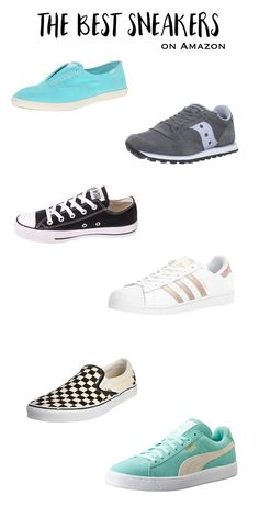 Looking for the perfect easy to wear shoe? These are the BEST sneakers, and they're available on Amazon!