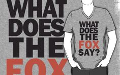 What Does The Fox Say by LoveFashion