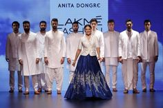 ANITA DONGRE AT LAKME FASHION WEEK - AW16 - LOOK 33