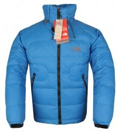 TNF046-The North Face UK Men Down Jacket Blue